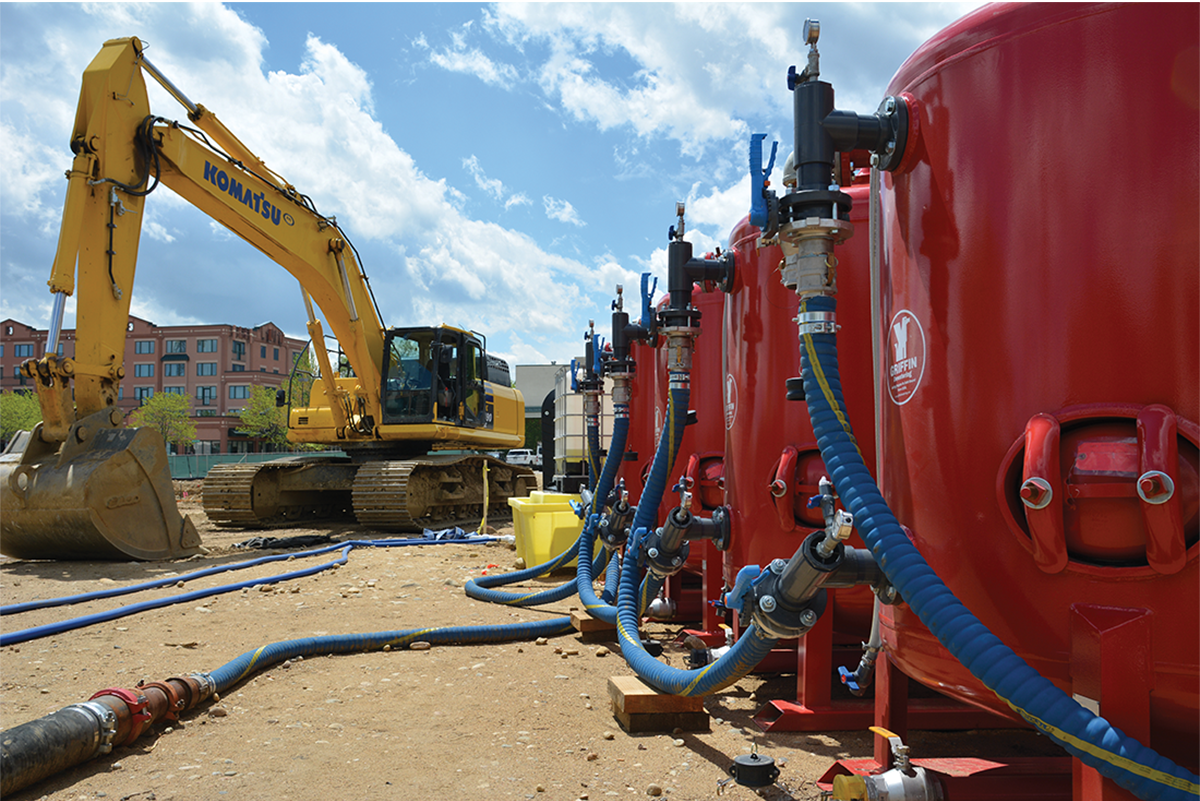 TDI & Griffin Training Course – Construction dewatering: Theory & Practice